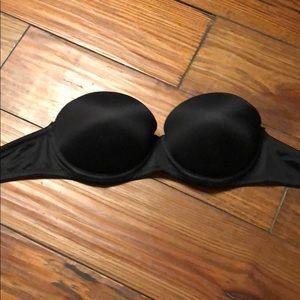 Victoria's Secret strapless bra size 32B